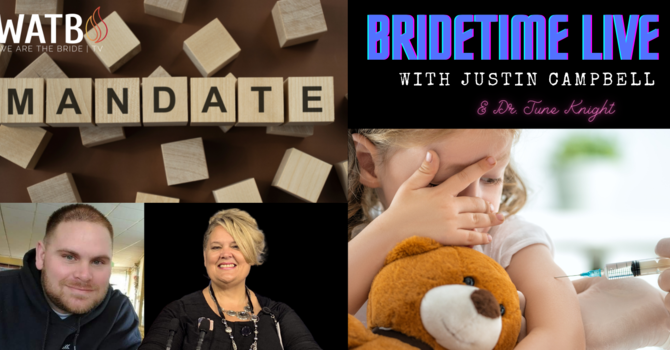 Bride Time LIVE - Dr June Knight Interview with Justin Campbell image