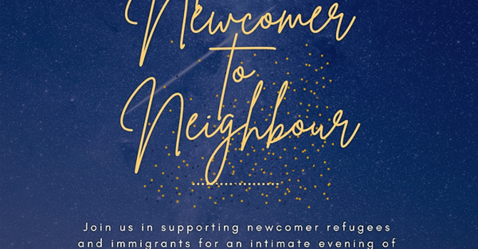 From Newcomer to Neighbour