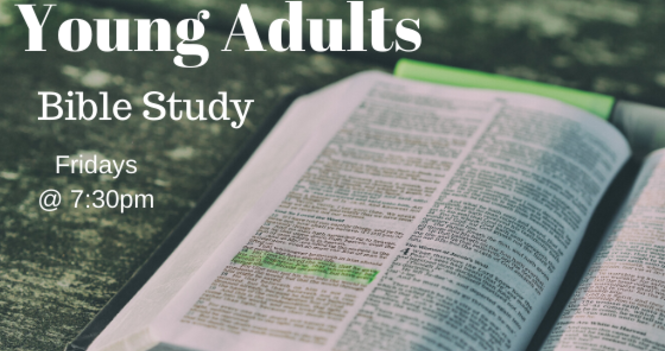 Young Adults Bible Study