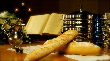 Christmas  Eve  Candle light Communion Service