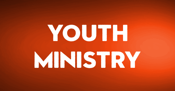 Youth Ministry Group Social
