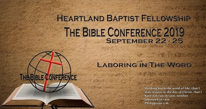 The Bible Conference 2019