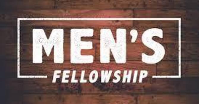 SEPTEMBER MEN'S FELLOWSHIP