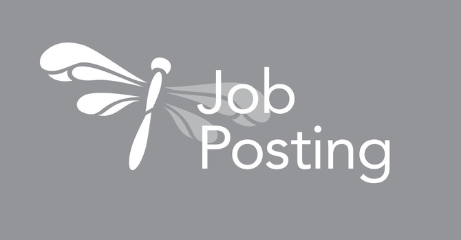 Job Posting: Administrative Assistant at the Synod Office image