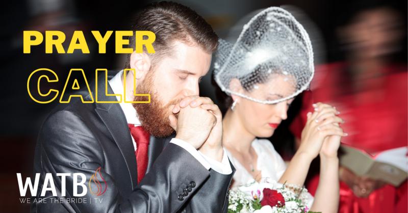 September 14, 2021 - Prayer Call