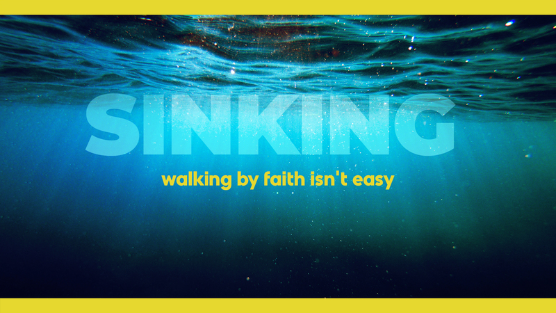 Sinking Fear of Inadequacy