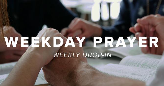 Weekday Prayer