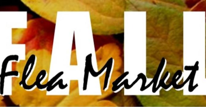 Fall Flea Market