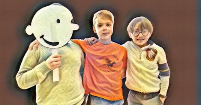 Literary Character Dress-Up Day