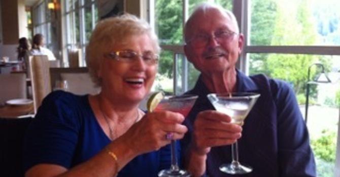 Pat and Nigel Henderson Memorial Service
