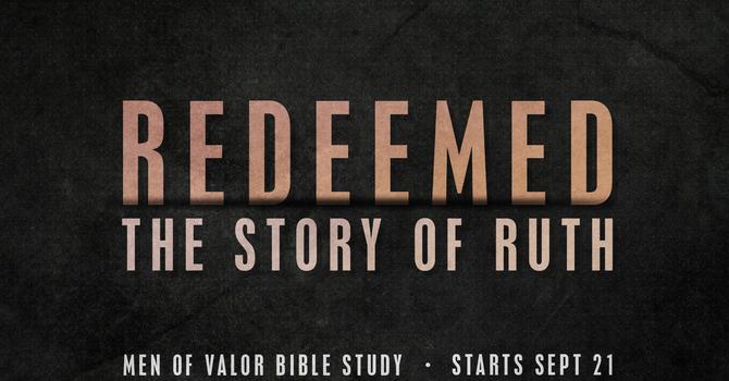 Men of Valor Biblestudy