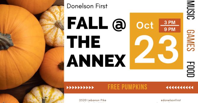 Fall @ The Annex