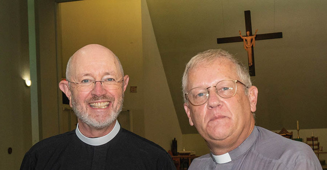 Celebration of a Milestone Anniversary on the Feast of Holy Cross (transferred)
