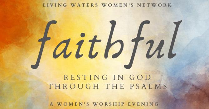 Women's Worship Evening