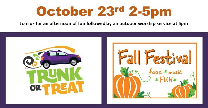 Academy Fall Festival and Trunk Or Treat