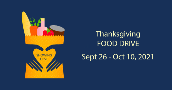 Thanksgiving SHARE Food Drive