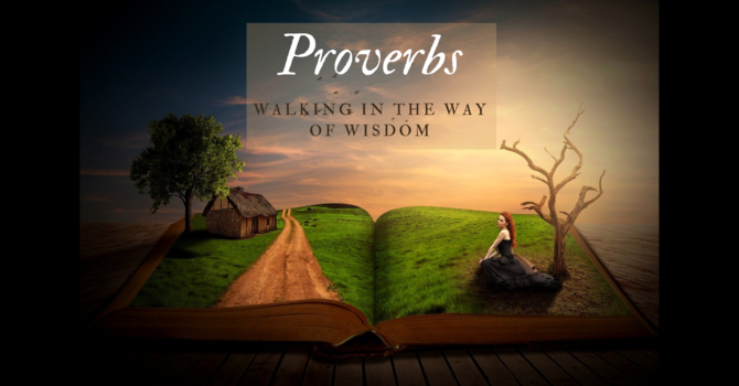 Proverbs #5: The Wise Listener