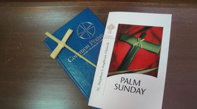 2017 Palm Sunday  Ministry