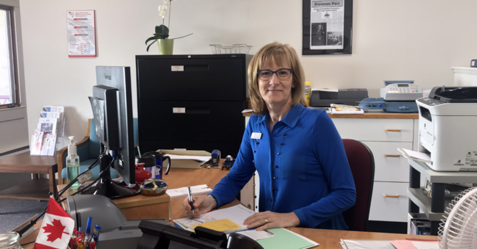 Judith Coleman retires from the synod office