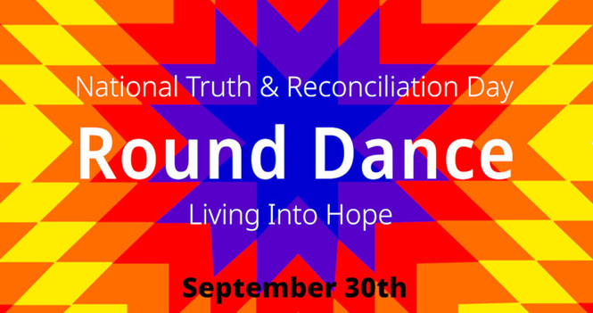 You're Invited to a Round Dance