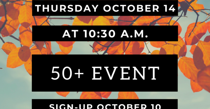 50+ Event