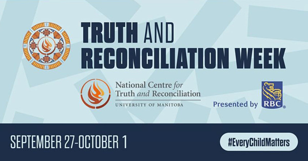 Truth and Reconciliation Week Virtual Event