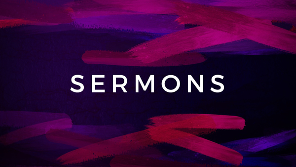 The Latest Sermon Archived on the Diocesan Website