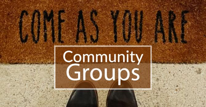 Midweek Community Groups image