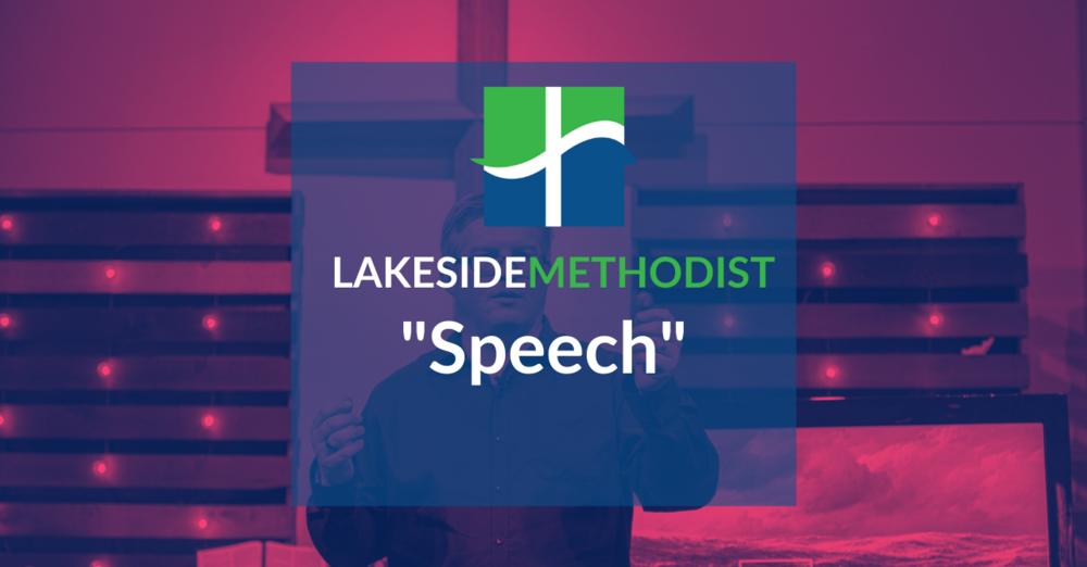 Speech - Sermon only
