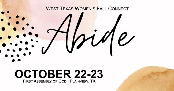 Abide: Women's Fall Connect