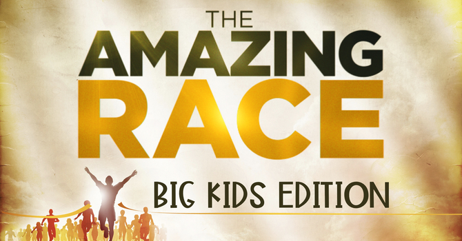 The Amazing Race - Big Kids Edition