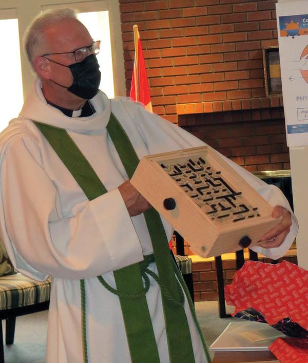 Parish Celebration Marks 10th Anniversary