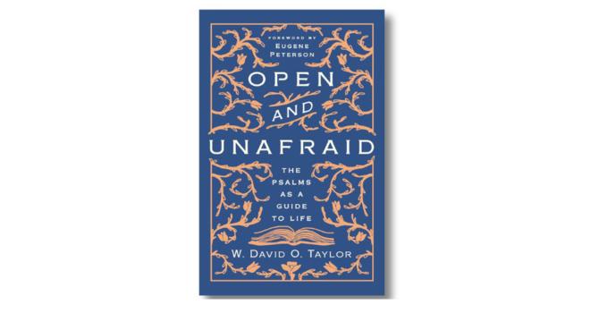 Open and Unafraid Book Study