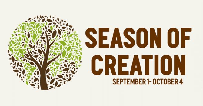 September 5, 2021 - Season of Creation intro sermon