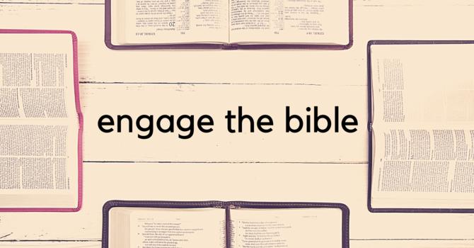 Engage the Bible - Praying the Bible