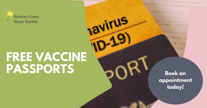Vaccine Passports image