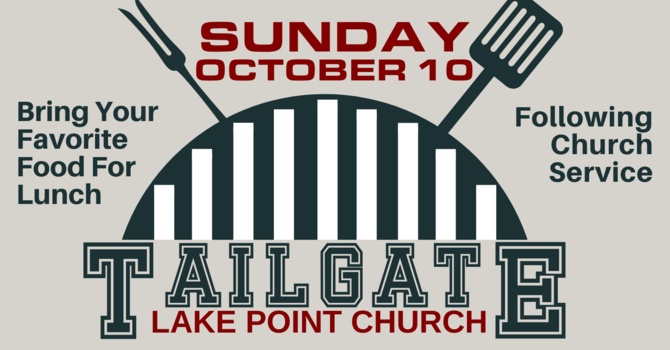 Church Tailgate Fellowship