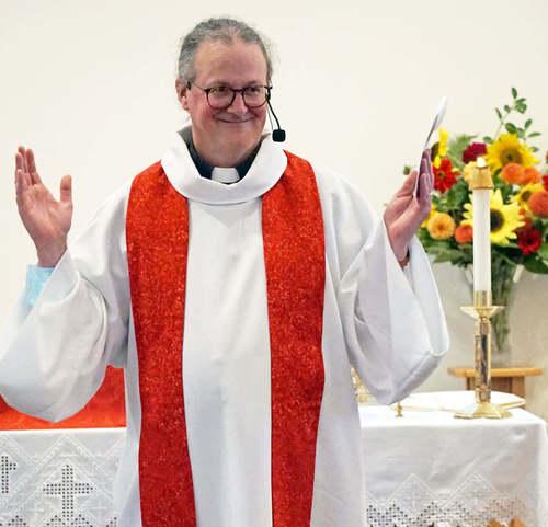 the Rev'd Dr. Steve Black