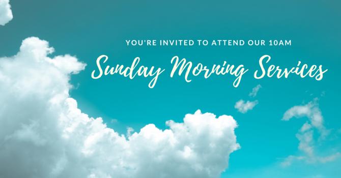 SUNDAY CHURCH SERVICES image