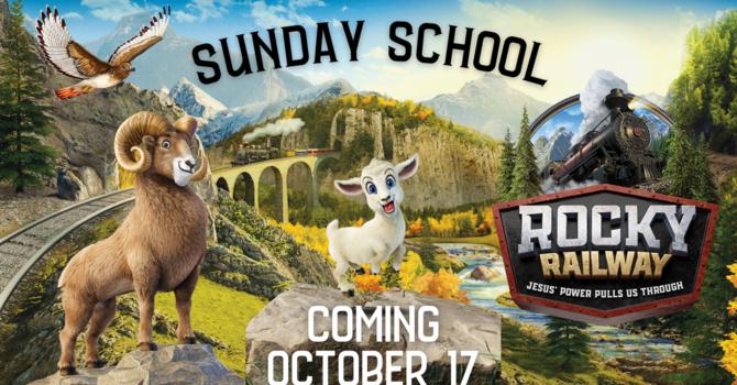 New Sunday School image
