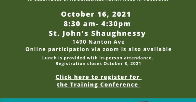 Neighborhood Ministry Training Conference