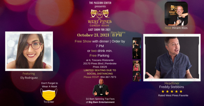 West Pines Comedy Show Night