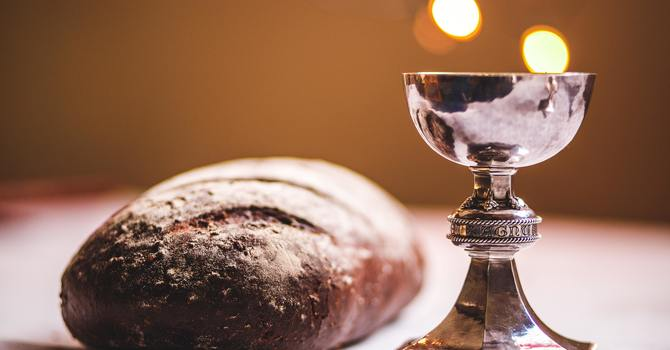 Worldwide Communion Sunday