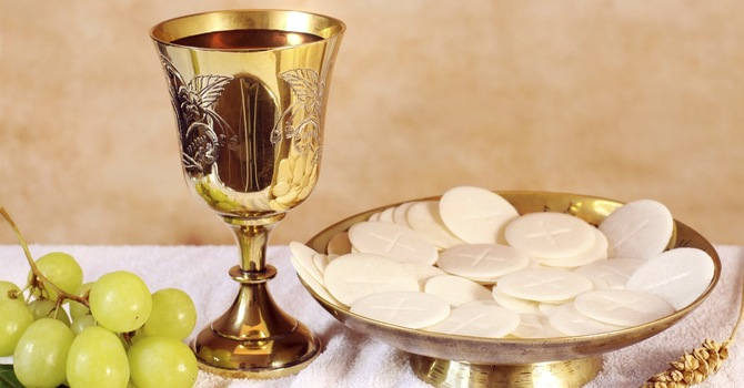 8:00am Holy Eucharist, Traditional spoken service