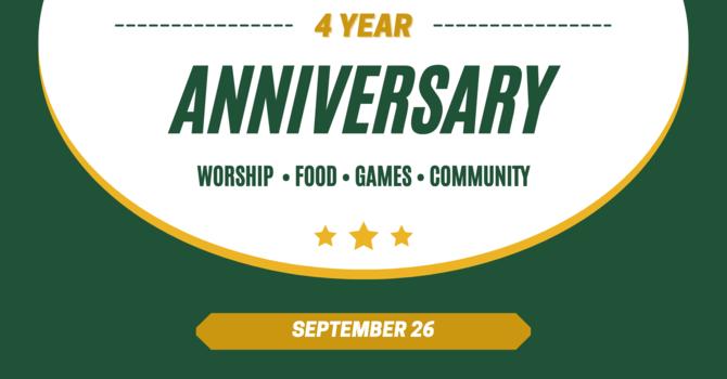 Anniversary Service