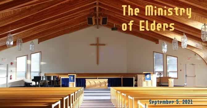 The Ministry of Elders