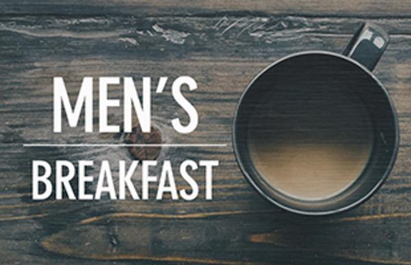 Men's Breakfast is Returning!