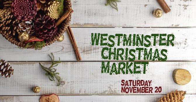Westminster Christmas Market