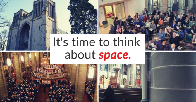 It's time to think about space.