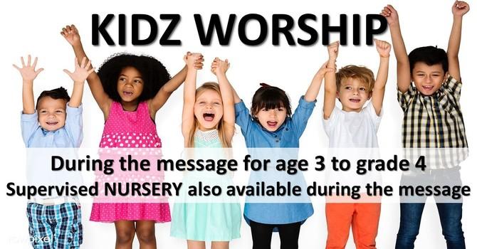 Kidz Worship